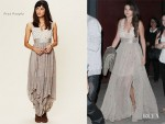 Selena Gomez In Free People - Bo Burnham's Comedy Show