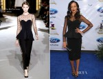 Selita Ebanks In Stella McCartney - 10th Annual Ford Hoodie Awards