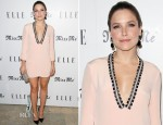Sophia Bush In ERIN by Erin Fetherston - ELLE and Miss Me Party