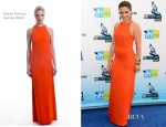 Sophia Bush In Olcay Gulsen - 2012 Do Something Awards