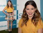 Sophia Bush In Ted Baker London - 11th Annual InStyle Summer Soiree