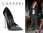 Sophia Bush's Casadei Pumps