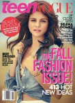 Selena Gomez For Teen Vogue September 2012