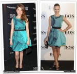 Who Wore Oscar de la Renta Better...Anna Kendrick or Michelle Jenner