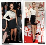 Who Wore Lanvin Better? Jessica Alba or Lily Donaldson