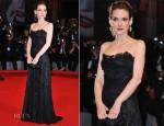 Winona Ryder In Dolce & Gabbana - 'The Iceman' Venice Film Festival Premiere