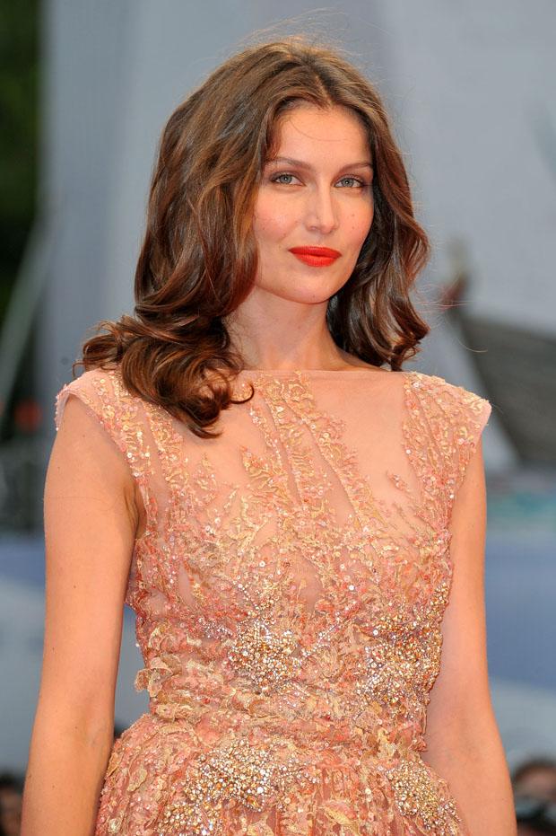 Laetitia Casta in Elie Saab Couture