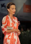 Kristin Scott Thomas in Giambattista Valli