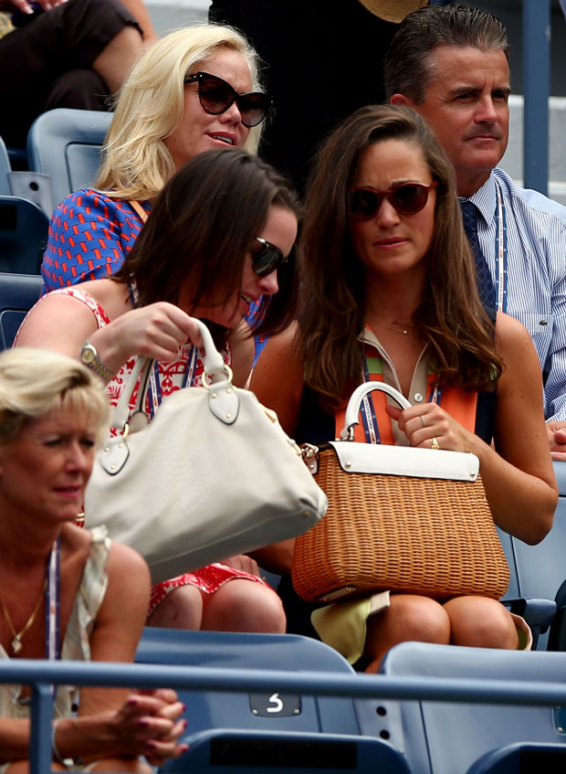Pippa Middleton in Paper London