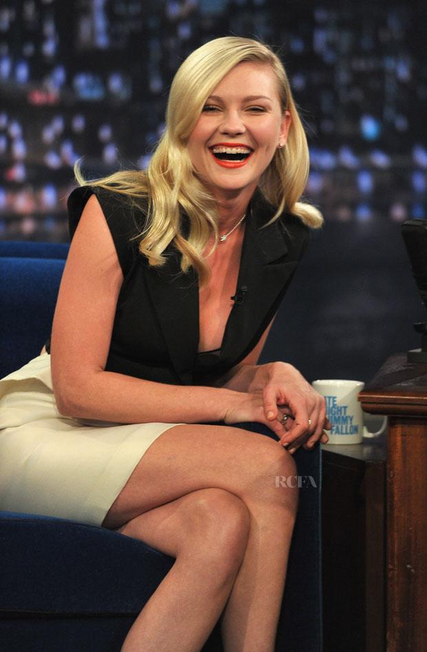 Kirsten Dunst in Lanvin