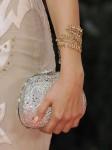 Selena Gomez' Judith Leiber clutch