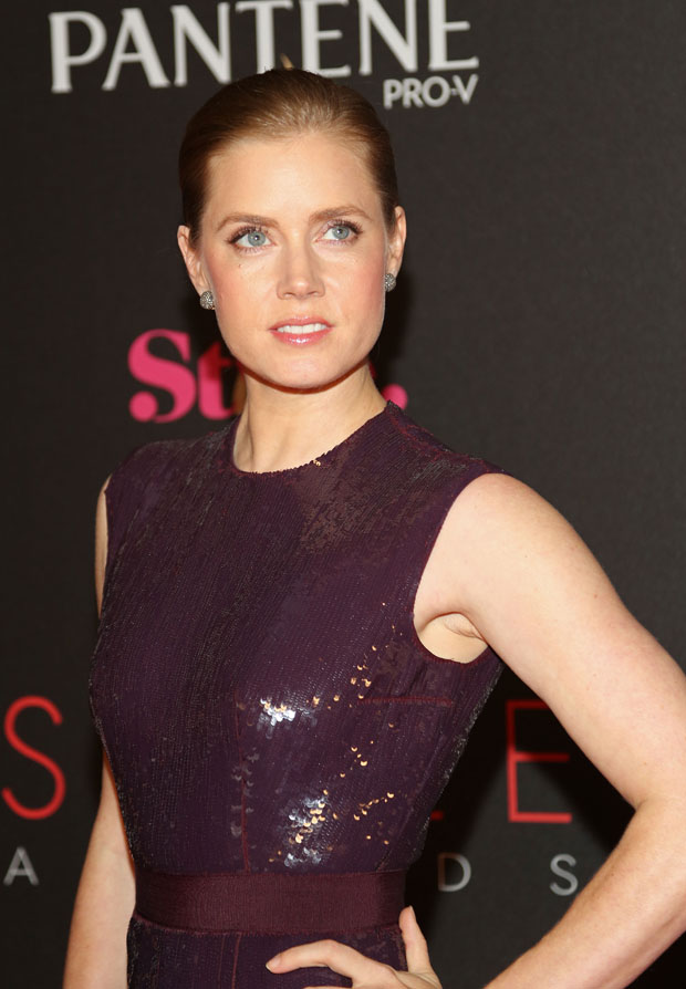Amy Adams in Giambattista Valli Couture