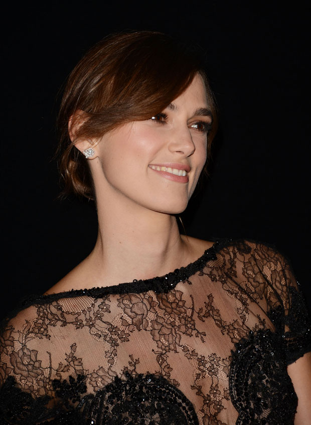 Keira Knightley in Elie Saab Couture