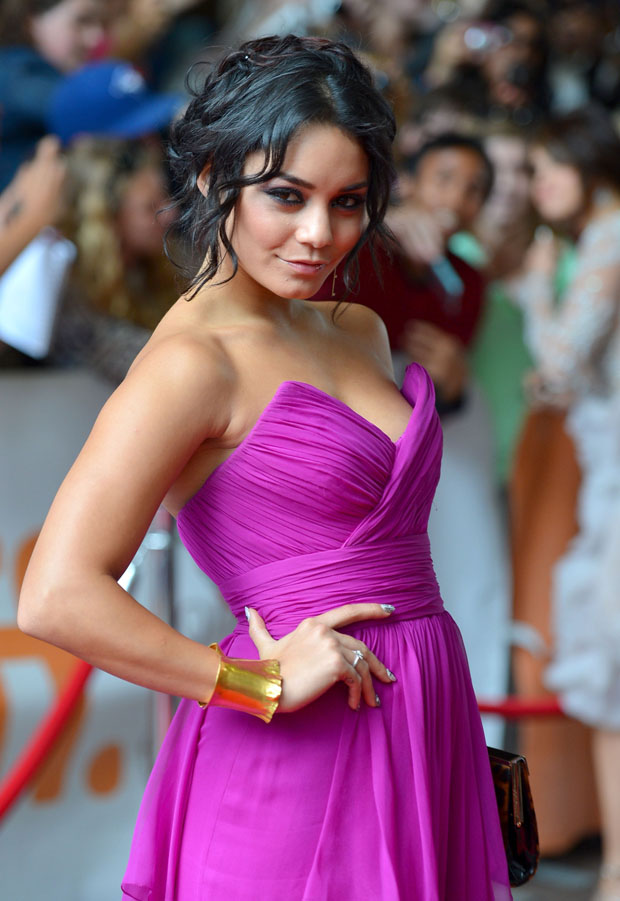 Vanessa Hudgens in Notte by Marchesa