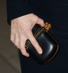 Julianne Moore's Alexander McQueen clutch