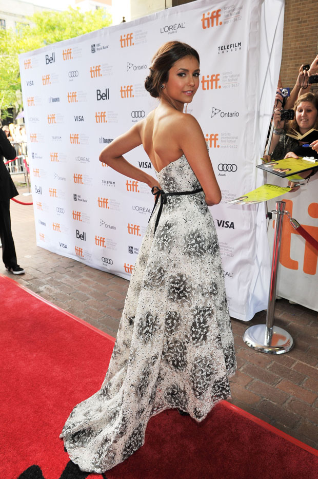 Nina Dobrev - 'The Perk Of Being A Wallflower' Toronto Film Festival Premiere