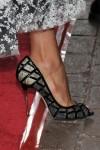 Nina Dobrev's Brian Atwood shoes