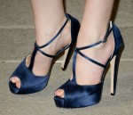 Anna Kendrick's Brian Atwood sandals