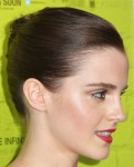 Emma Watson in Giorgio Armani