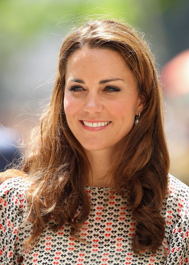 Catherine, Duchess of Cambridge in Raoul