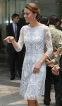 Catherine, Duchess of Cambridge in Temperley London