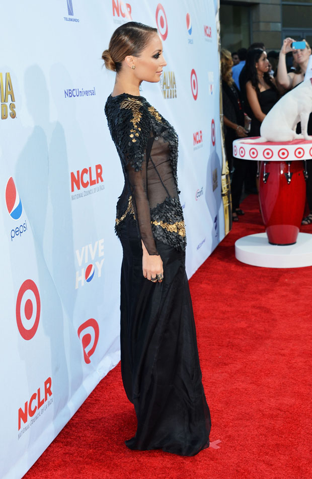 Nicole Richie in Mathieu Mirano