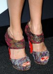 Cat Deeley's Christian Louboutin sandals