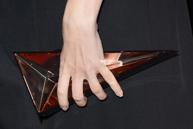 Anna Kendrick's Rauwolf clutch