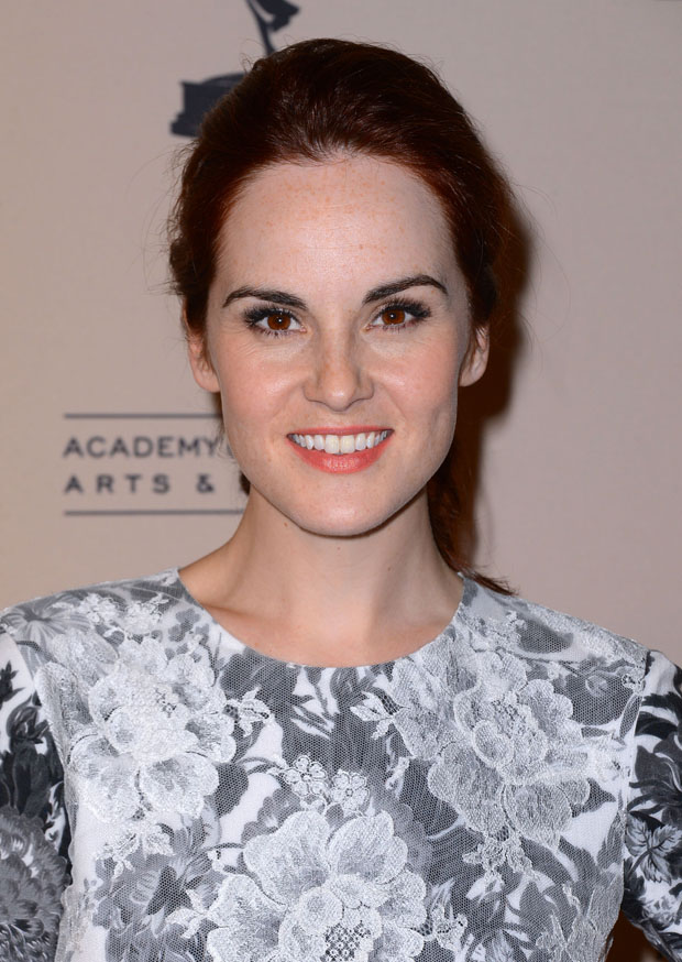 Michelle Dockery in Stella McCartney