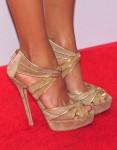 Nina Dobrev's Jimmy Choo 'Koko' sandals