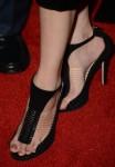 Elizabeth Banks' Jimmy Choo 'Taste' sandas