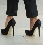 Penelope Cruz' Ferragamo pumps