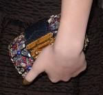 Hailee Steinfeld's Louis Vuitton clutch