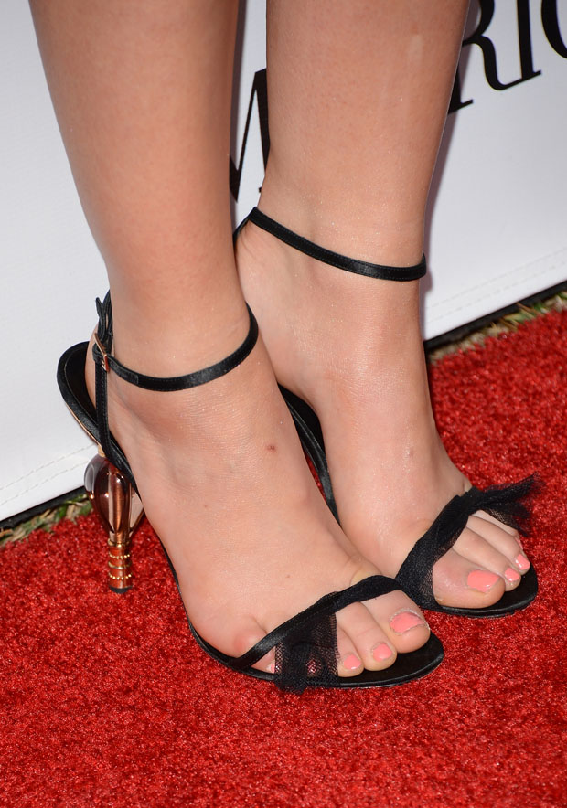 Lucy Hale's shoes