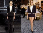 Alice Dellal In Chanel Couture - 26th Biennale des Antiquaires Opening Gala Dinner