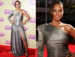 Alicia Keys In Alexandre Vauthier - 2012 MTV Video Music Awards