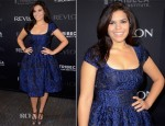 America Ferrera In Badgley Mischka - 'Half The Sky: Turning Oppression Into Opportunity' New York Screening