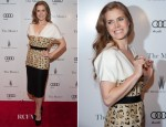 Amy Adams In Giambattista Valli - 'The Master' New York Screening