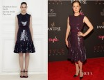 Amy Adams In Giambattista Valli Couture - 9th Annual Style Awards