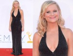 Amy Poehler In Stella McCartney - 2012 Emmy Awards