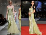Angelababy In Georges Chakra Couture - 'Tai Chi O' Venice Film Festival Premiere