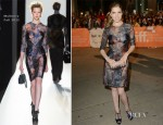 Anna Kendrick In Mulberry - 'The Company You Keep' Toronto Film Festival Premiere