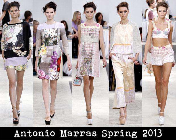 Antonio Marras Spring 2013