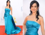 Archie Panjabi In Randi Rahm - 2012 Emmy Awards