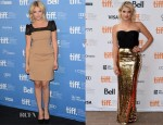 Ashley Benson In Jay Godfrey & Dolce & Gabbana - 'Spring Breakers' Toronto Film Festival