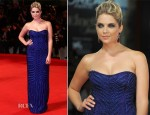 Ashley Benson In Alberta Ferretti - 'Spring Breakers' Venice Film Festival Premiere