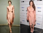 Ashley Greene In Donna Karan - 'Butter' New York Premiere