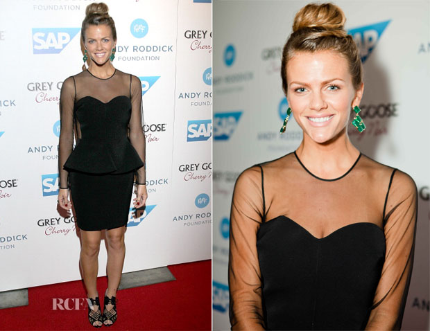 Brooklyn Decker In Stella McCartney - 7th Annual Andy Roddick Foundation Gala