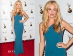 Cat Deeley In Roland Mouret - The Academy Of Television Arts & Sciences Performer Nominees' 64th Primetime Emmy Awards Reception