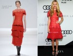 Cat Deeley In Tadashi Shoji - Audi Kick Off Emmy Week 2012 Party